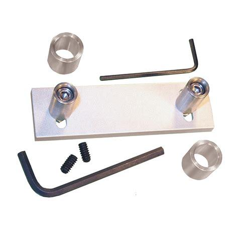 350 Adjustable Comb Hardware Silver Aluminum - Brownells No