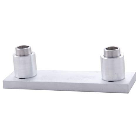 350 Adjustable Comb Hardware Silver Aluminum Brownells No