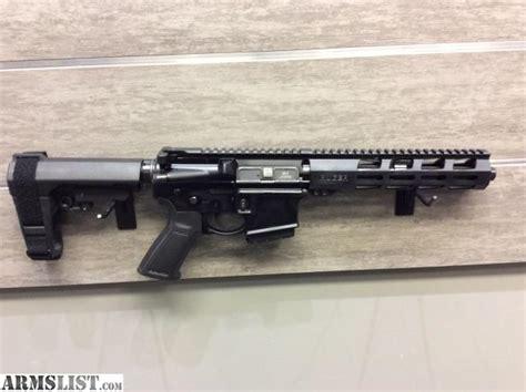 350 Caliber Handgun
