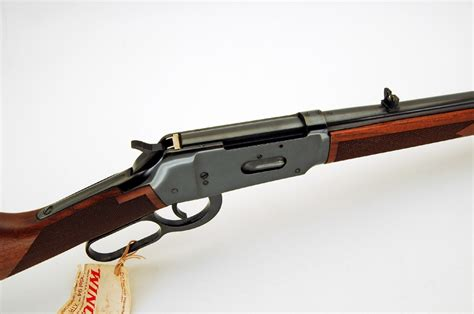 356 Winchester Rifle