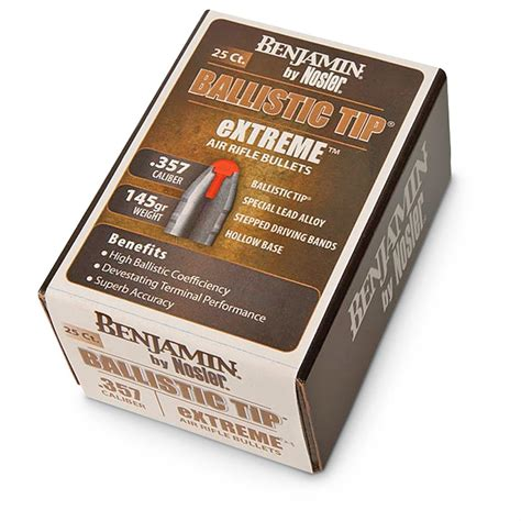 357 Ammo For Pcp Rifle