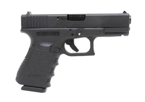 357 Glock Handgun