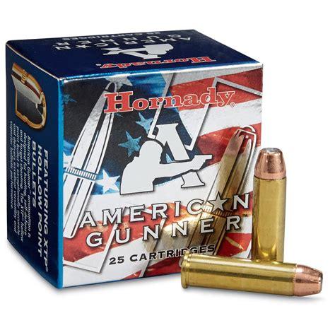 357 Mag Ammo Hornady American Gunner 125 Gr Jhp Xtp 25