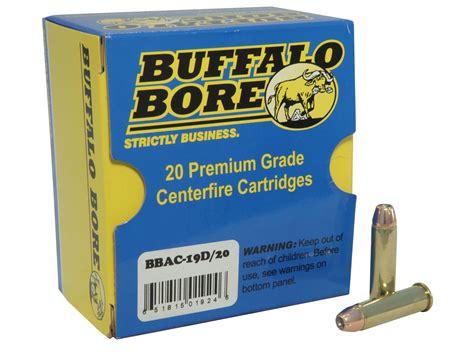 357 Mag Buffalo Bore Ammo