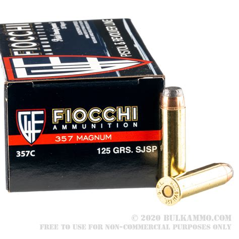 357 Magnum Ammo Bulk Brass