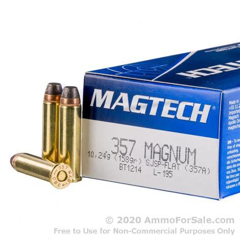 357 Magnum Ammo For Sale Bulk