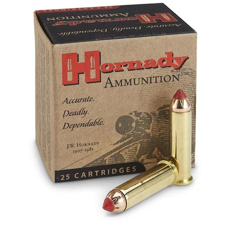 357 Magnum Ammo Hornady