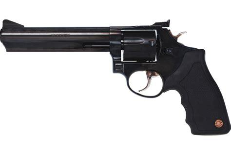 357 Magnum Revolver Black