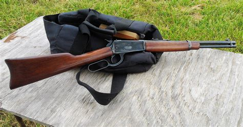 357 Maximum Lever Action Rifle