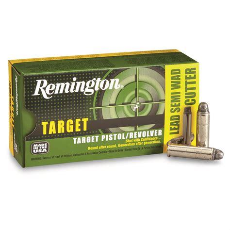357 Target Ammo
