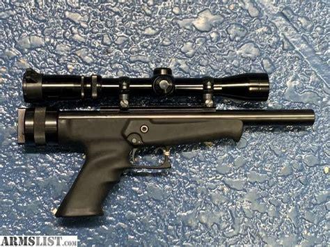 358 Magnum Handgun