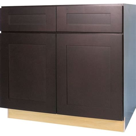36 Inch Sink Base Cabinet Kitchen