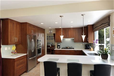36 Upper Cabinets In 8 Ceiling