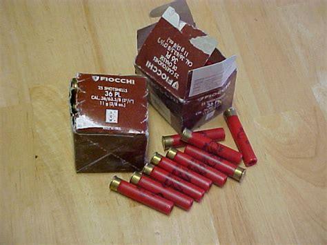 36 Gauge Shotgun Shells