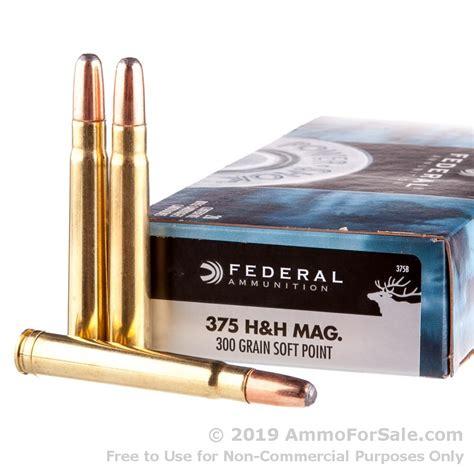 375 Ammo Cost
