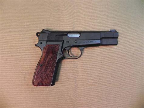3784 Light Weight Browning Hipower 9mm Grade 4
