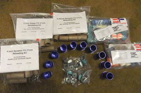 37mm Ammo Reloading Supplies