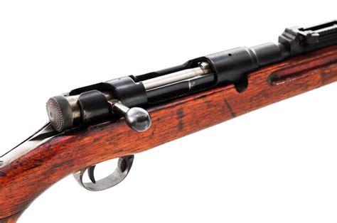38 Caliber Bolt Action Rifle