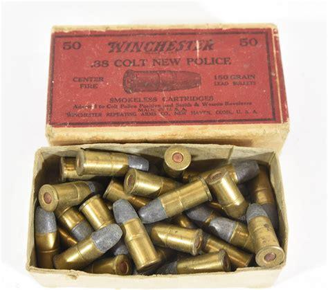38 Colt Ammo