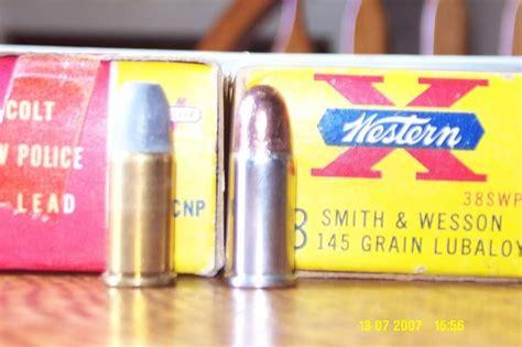 38 S W Ctg Ammo