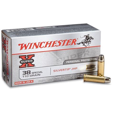 38 Special Ammo Handgun Winchester AmmoSeek Com