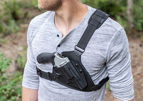 38 Special Chest Holster