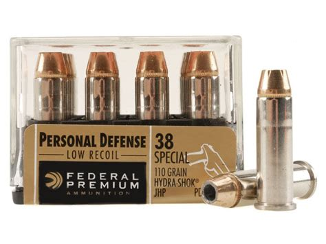 38 Special Self Defense Ammo Review