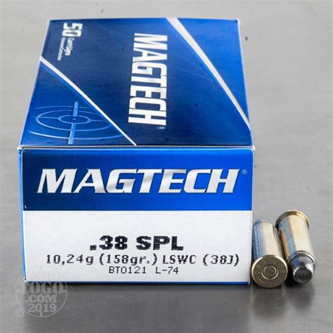 38 Special Wadcutter Ammo For Sale Ammotogo Com