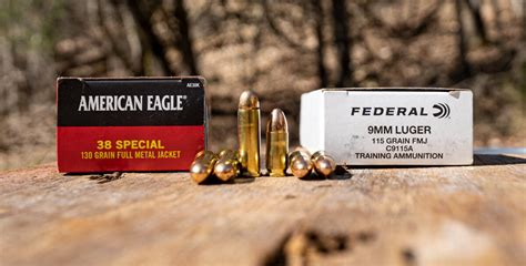 38 Vs 9mm Which Is More Powerful