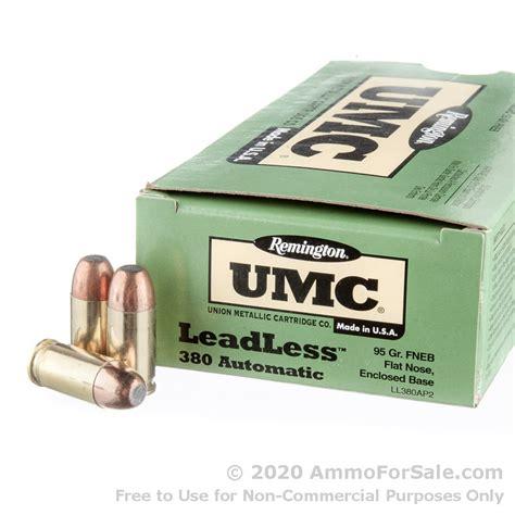 380 Ammo Bulk Remington