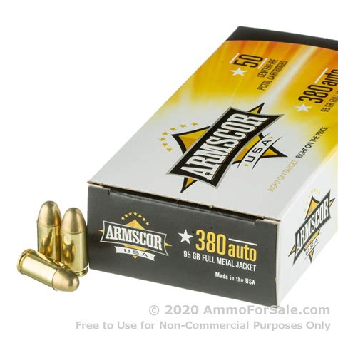 380 Ammo For Sale In Stock