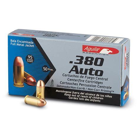380 AUTO Ammo - Ammo To Go Ammunition