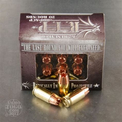 380 Auto G2 Research Rip 62gr Lf Hp Ammo Ammo To Go