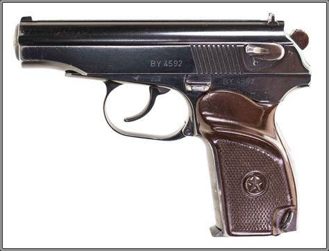380 In 9mm Makarov