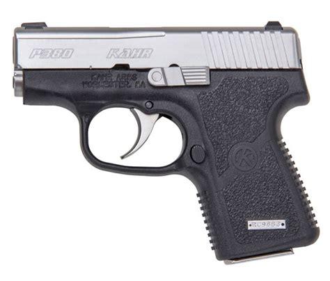 380 Or 9mm Handgun