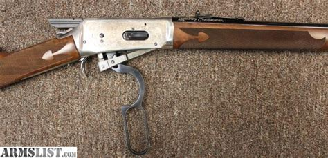 3855 Lever Action Rifle For Sale