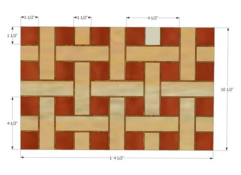 3d Cutting Board Plans Weave