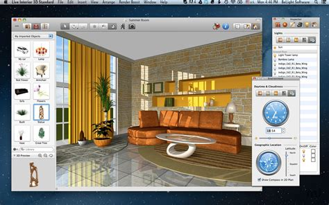 3d Home Interior Design Software For Mac
