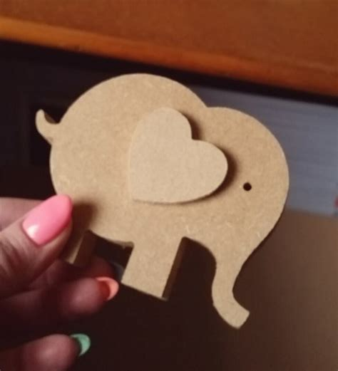 3d Wooden Shapes For Crafts
