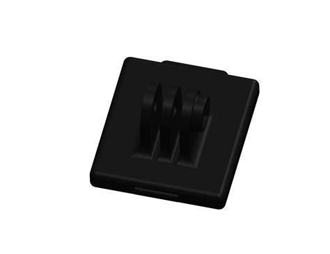 3d Printable Model Gopro Nvg Mount Cgtrader