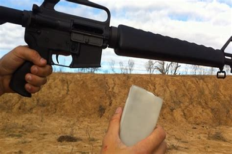 3d Printed Assault Rifle New York Post