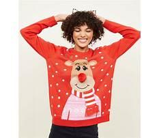 Best 3d reindeer christmas jumpers