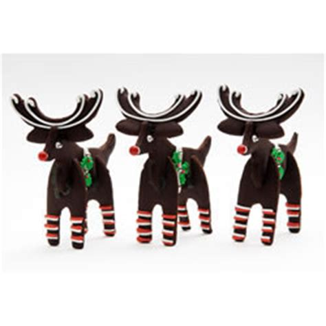 3d reindeer cookie cutter Image