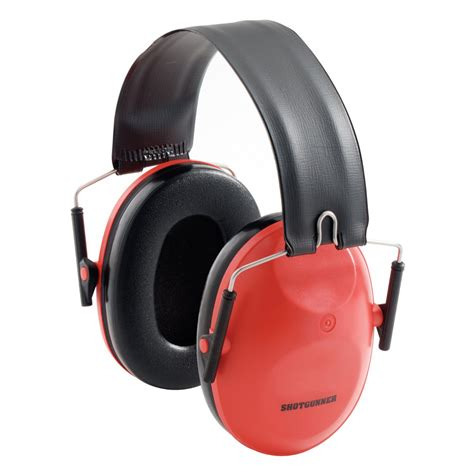 3M Peltor Shotgunner Hearing Protector Red Your Special