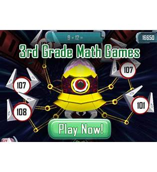 3rd Grade Math Games Free