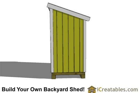 3x12-Leanto-Shed-Plans
