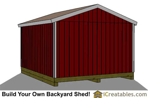 3x3-Shed-Plans