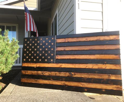 3x5 Wooden Flag Plans
