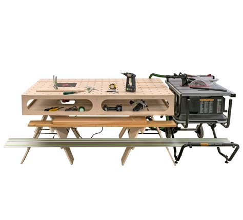 3x6 Workbench Plans