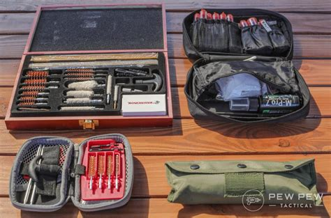 4 Best Gun Cleaning Kits 2019  Hands-On Tested - Pew Pew .
